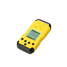 how to solve gas detector value fault
