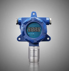 Install fixed gas detector